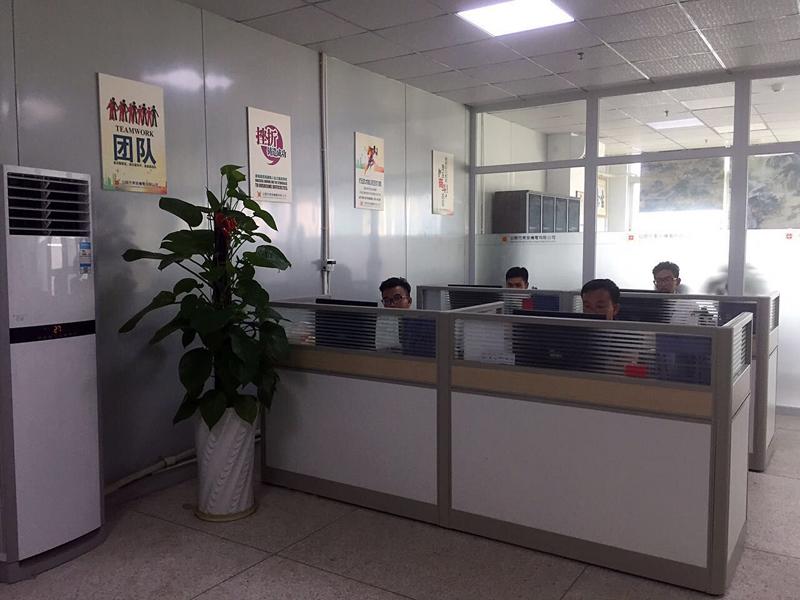 减速机销售团队办公场所