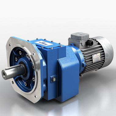 H系列铸铁-斜齿轮减速机