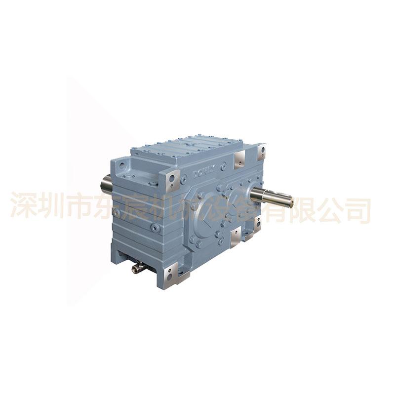 DLH模块化高精减速器