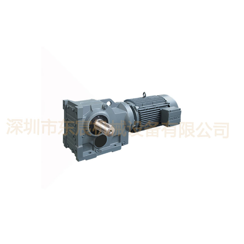 DLK螺旋锥齿轮减速电机